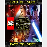 Lego Star Wars The Force Awakens | Fast Delivery ⌛| Steam CD Key | Worldwide |