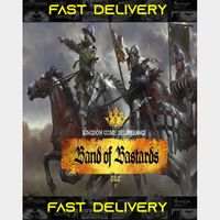 Kingdom Come Deliverance - Band of Bastards - DLC| Fast Delivery ⌛| Steam CD Key | Worldwide |