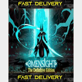Omensight Definitive Edition | Fast Delivery ⌛| Steam CD Key | Worldwide |