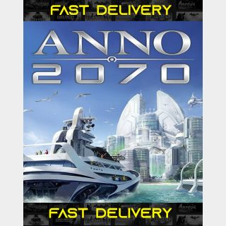 Anno 2070 | Fast Delivery ⌛| Uplay CD Key | Worldwide |