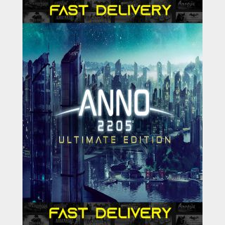 Anno 2205 Ultimate Edition | Fast Delivery ⌛| Uplay CD Key | Worldwide |