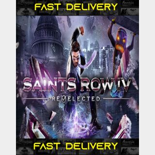 Saints Row IV  Fast Delivery ⌛  Steam CD Key   Worldwide  
