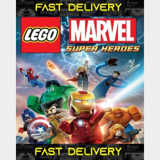 Lego Marvel Super Heroes | Fast Delivery ⌛| Steam CD Key | Worldwide |