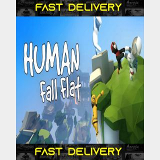 Human Fall Flat   Fast Delivery ⌛  Steam CD Key   Worldwide  