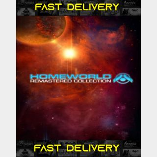 Homeworld Remastered Collection | Fast Delivery ⌛| Steam CD Key | Worldwide |