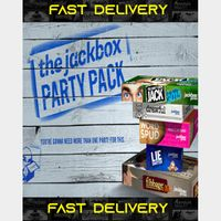 The Jackbox Party Pack  Fast Delivery ⌛  Steam CD Key   Worldwide  