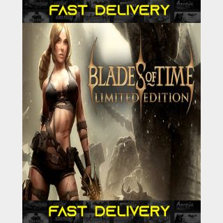 Blades of Time - Limited Edition | Fast Delivery ⌛| Steam CD Key | Worldwide |