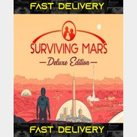 Surviving Mars - Deluxe Edition | Fast Delivery ⌛| Steam CD Key | Worldwide |