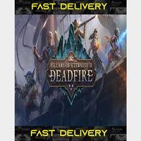 Pillars Of Eternity 2 Deadfire  Fast Delivery ⌛  Steam CD Key   Worldwide  