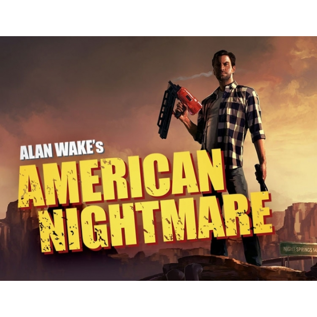 Alan Wake American Nightmare | Steam CD Key | Worldwide | Instant Delivery