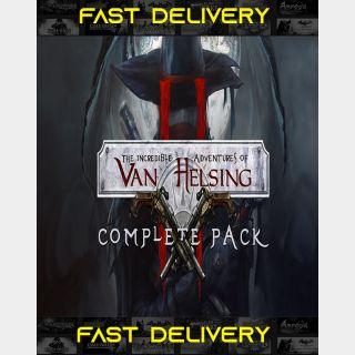 The Incredible Adventures of Van Helsing II Complete| Fast Delivery ⌛| Steam CD Key | Worldwide |