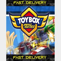 Toybox Turbos  Fast Delivery ⌛  Steam CD Key   Worldwide  