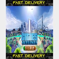Cities Skylines Park Life   Fast Delivery ⌛  Steam CD Key   Worldwide  
