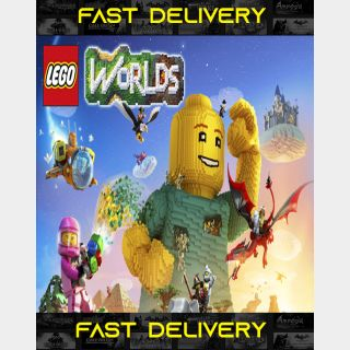 Lego Worlds | Fast Delivery ⌛| Steam CD Key | Worldwide |