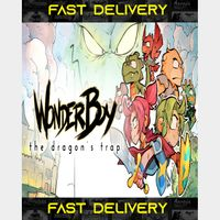 Wonder Boy The Dragon's Trap   Fast Delivery ⌛  Steam CD Key   Worldwide  