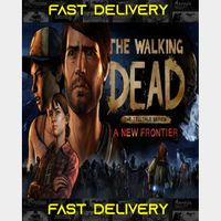 The Walking Dead A New Frontier | Fast Delivery ⌛| Steam CD Key | Worldwide |