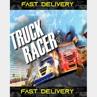 Truck Racer| Fast Delivery ⌛| Steam CD Key | Worldwide |
