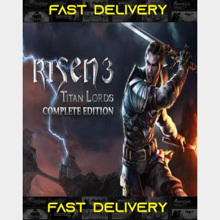 Risen 3 Titan Lords - Complete Edition | Fast Delivery ⌛| Steam CD Key | Worldwide |