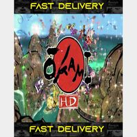 Okami HD| Fast Delivery ⌛| Steam CD Key | Worldwide |