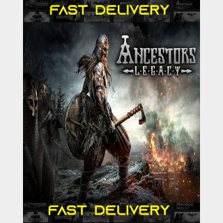 Ancestors Legacy - Complete Edition | Fast Delivery ⌛| Steam CD Key | Worldwide |