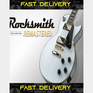 Rocksmith 2014 Remastered | Fast Delivery ⌛| Steam CD Key | Worldwide |