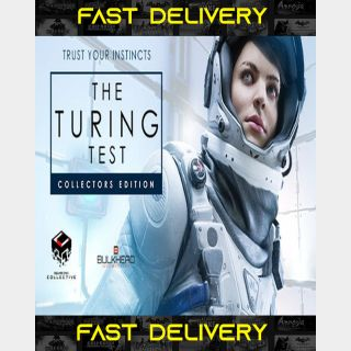 The Turing Test Collector's Edition | Fast Delivery ⌛| Steam CD Key | Worldwide |