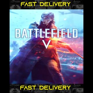 Battlefield V  Fast Delivery ⌛  Origin CD Key   Worldwide  