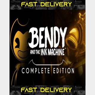 Bendy and the Ink Machine Complete Edition | Fast Delivery ⌛| Steam CD Key | Worldwide |