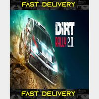 Dirt Rally 2.0  | Fast Delivery ⌛| Steam CD Key | Worldwide |