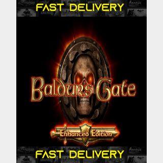 Baldur's Gate - Enhanced Edition | Fast Delivery ⌛| Steam CD Key | Worldwide |