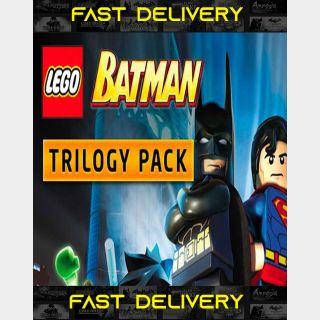 Lego Batman Trilogy | Fast Delivery ⌛| Steam CD Key | Worldwide |