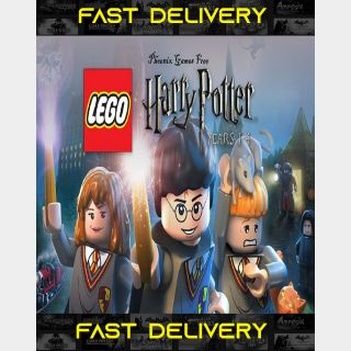 LEGO Harry Potter Years 1-4 | Fast Delivery ⌛| Steam CD Key | Worldwide |
