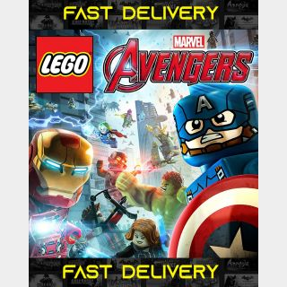 Lego Marvel Avengers | Fast Delivery ⌛| Steam CD Key | Worldwide |
