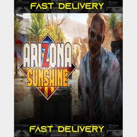Arizona Sunshine | Fast Delivery ⌛| Steam CD Key | Worldwide |