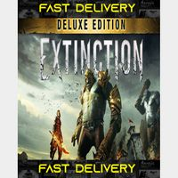 Extinction Deluxe Edition | Fast Delivery ⌛| Steam CD Key | Worldwide |