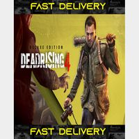 Dead Rising 4 Deluxe Edition | Fast Delivery ⌛| Steam CD Key | Worldwide |