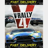 V-Rally 4| Fast Delivery ⌛| Steam CD Key | Worldwide |