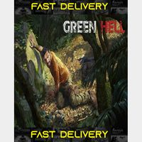 Green Hell | Fast Delivery ⌛| Steam CD Key | Worldwide |