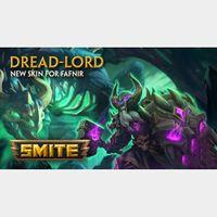 Smite   Dreadlord Fafnir Skin   Digital Code   PC - PS4 - Xbox One - Switch
