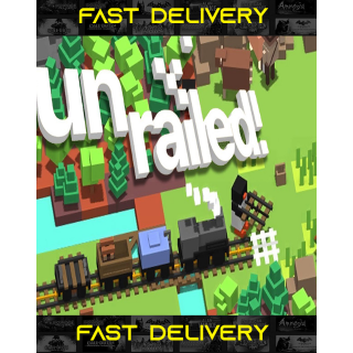 Unrailed| Fast Delivery ⌛| Steam CD Key | Worldwide |