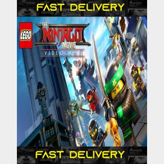 Lego Ninjago Movie Video Game | Fast Delivery ⌛| Steam CD Key | Worldwide |