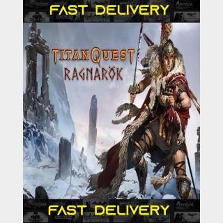 Titan Quest Anniversary Edition + Ragnarok | Fast Delivery ⌛| Steam CD Key | Worldwide |