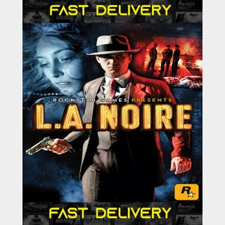 L.A. Noire | Fast Delivery ⌛| Steam CD Key | Worldwide |