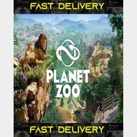 Planet Zoo   Fast Delivery ⌛  Steam CD Key   Worldwide  