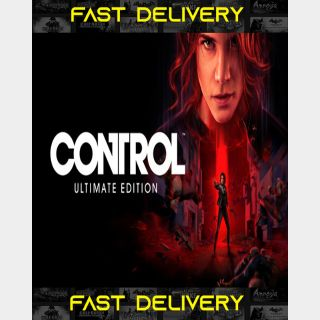 Control - Ultimate Edition | Fast Delivery ⌛| Steam CD Key | Worldwide |
