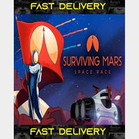 Surviving Mars Green Planet   Fast Delivery ⌛  Steam CD Key   Worldwide  