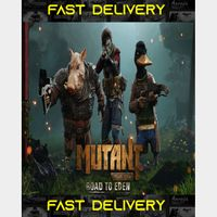 Mutant Year Zero Road to Eden | Fast Delivery ⌛| Steam CD Key | Worldwide |