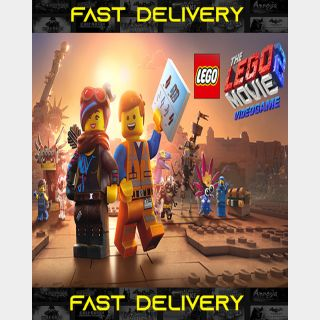 The LEGO Movie 2 Videogame | Fast Delivery ⌛| Steam CD Key | Worldwide |