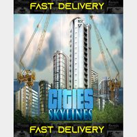 Cities Skylines Base Game   Fast Delivery ⌛  Steam CD Key   Worldwide  