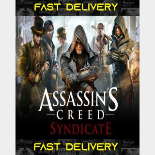 Assassin's Creed Syndicate | Fast Delivery ⌛| Uplay CD Key | Worldwide |